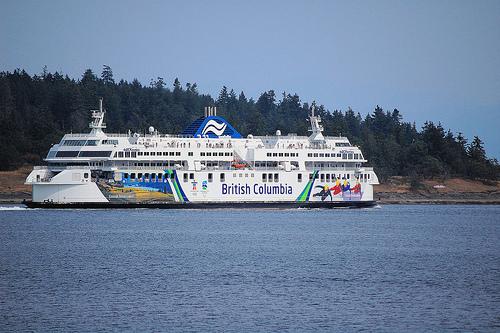 BC Ferry Coastal Renaissance